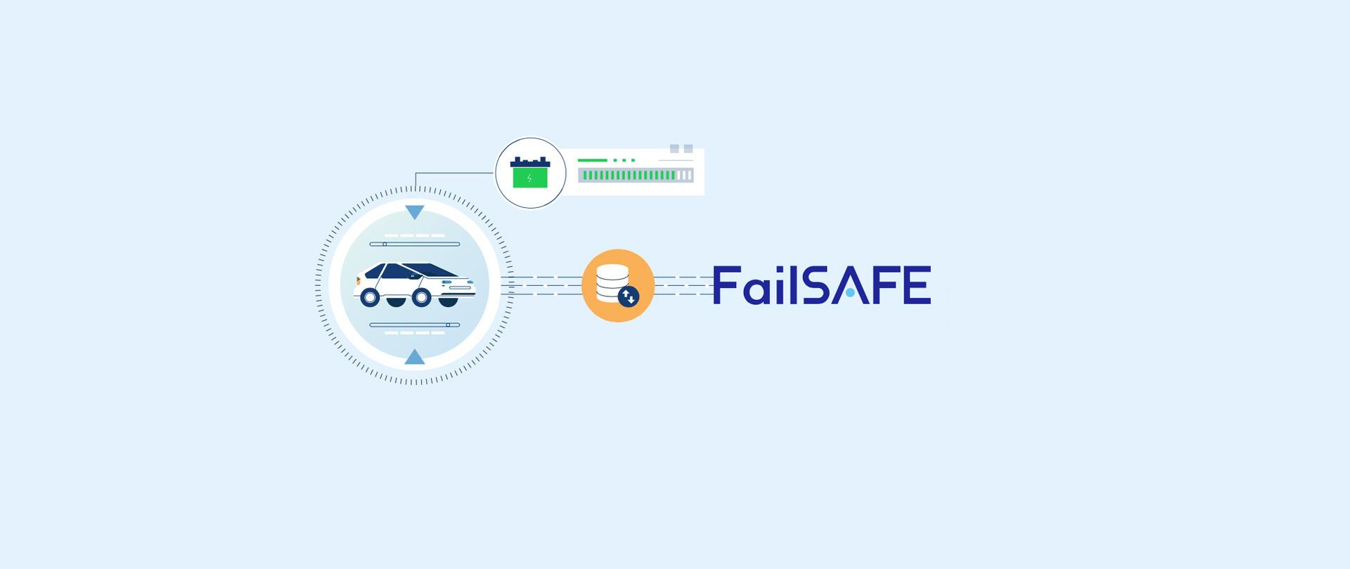 Intelematics FAILSAFE - Predictive vehicle battery failure technology